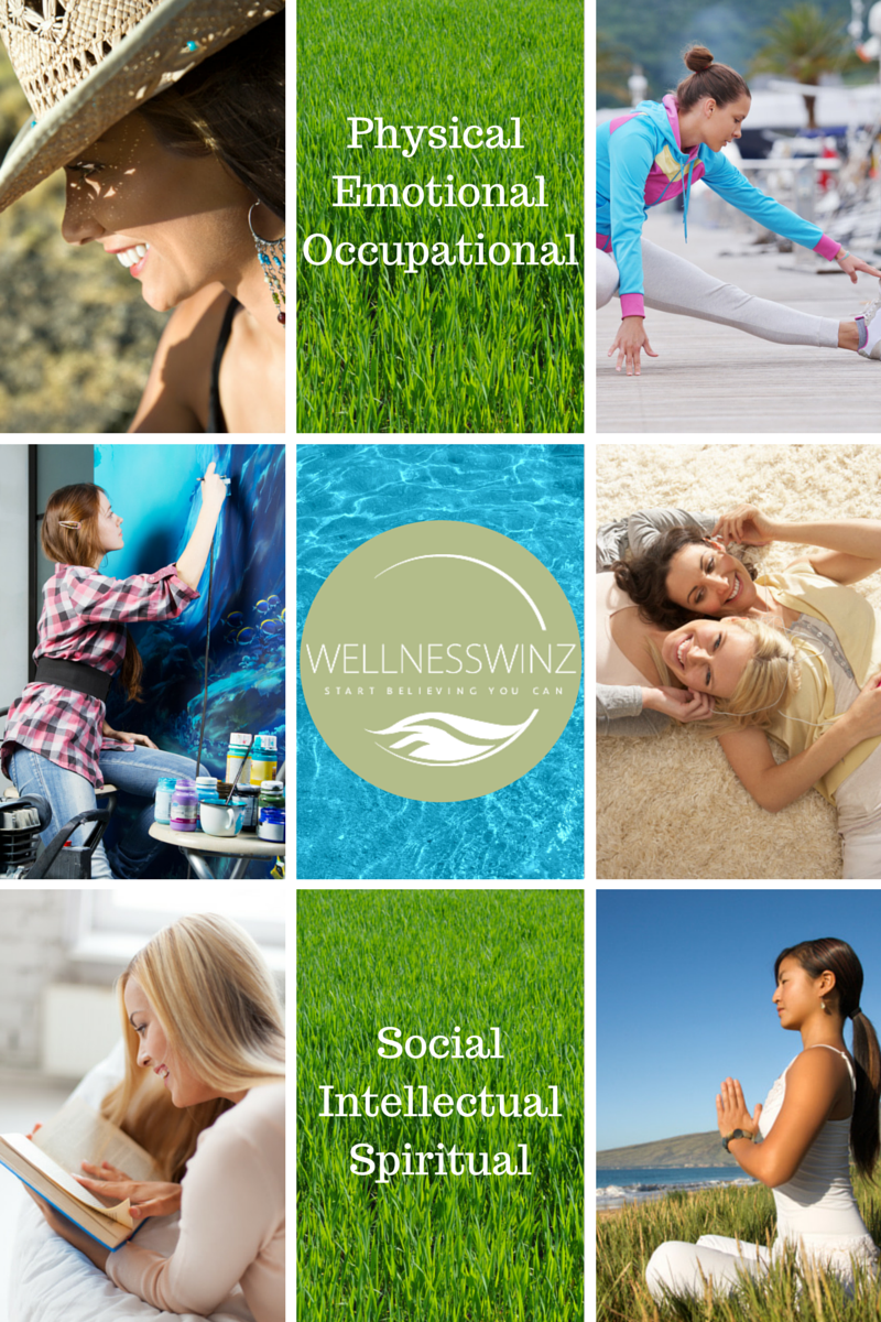 6 dimensions of wellness