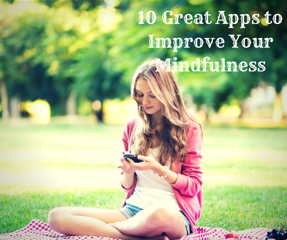 10 apps for mindfulness