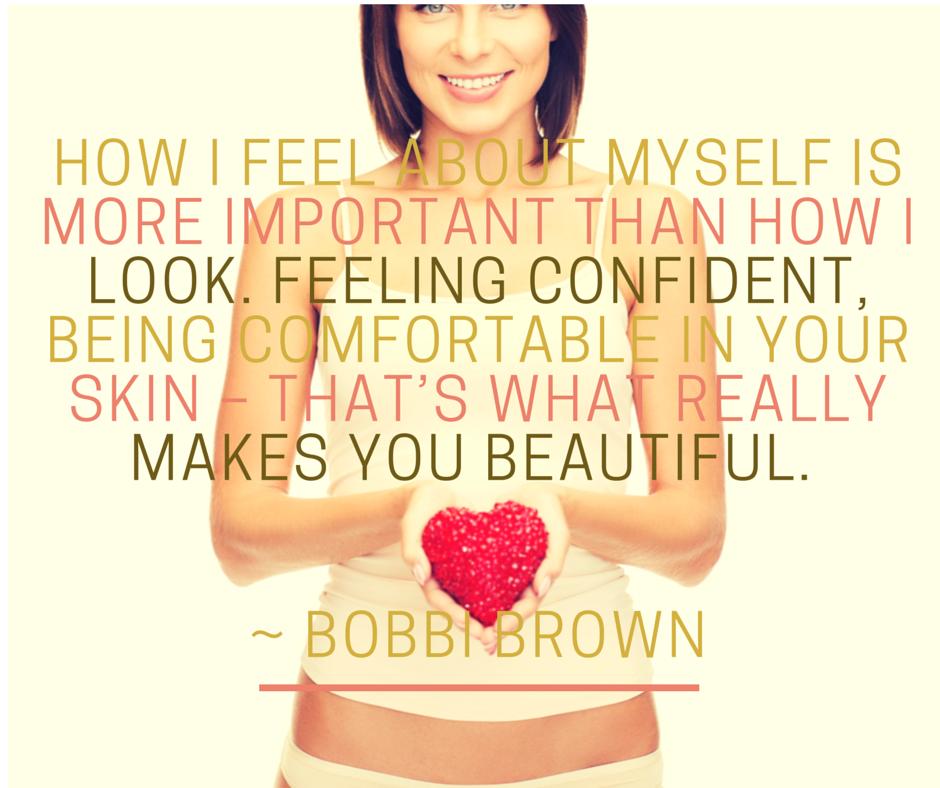 Body Confidence Bobbi Brown