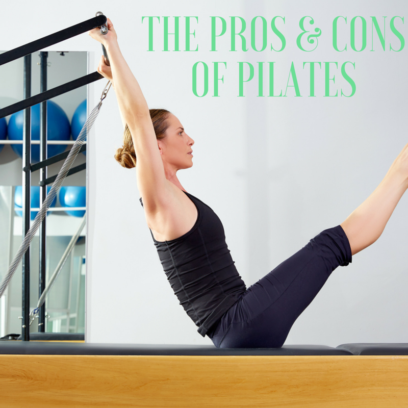 Pros & Cons Pilates